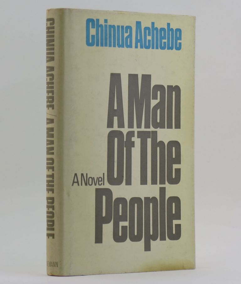 A MAN OF THE PEOPLE. Chinua ACHEBE.