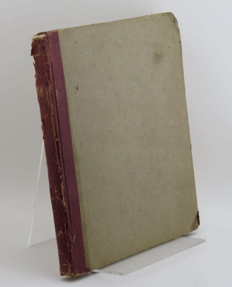MANUSCRIPT COMMONPLACE BOOK. L. B. SMITH.