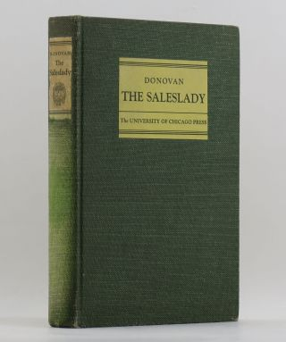 THE SALESLADY. Frances R. DONOVAN