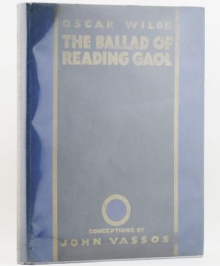 THE BALLAD OF READING GAOL. Oscar WILDE, John Vassos